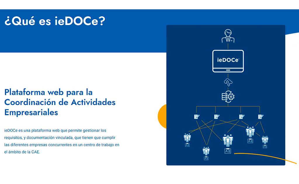 El Servicio Andaluz de Salud apuesta por ieDOCe